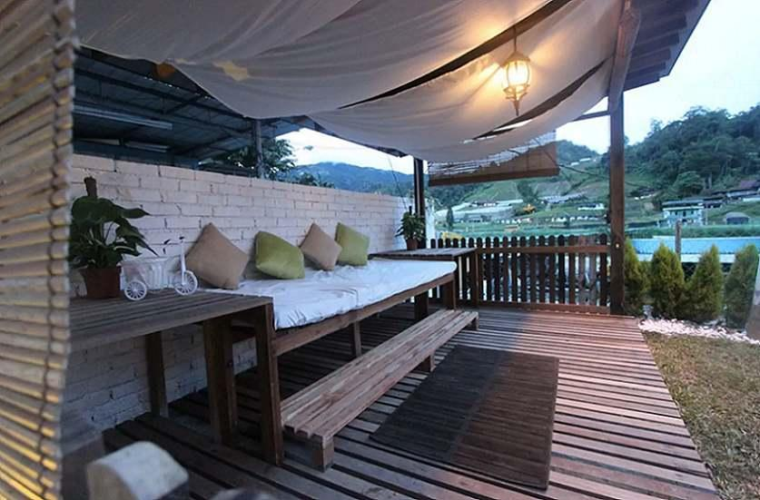 A location like this one in Cameron Highlands has been among the 'local trip' ideas on Airbnb's app. — Picture courtesy of Airbnb