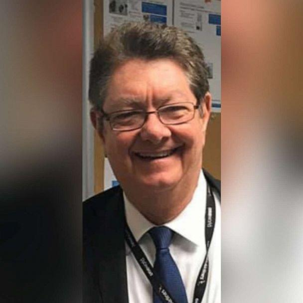 PHOTO: This image of Paul Frishkorn was posted by the Association of Professional Flight Attendants. (@APFAunity/Twitter)