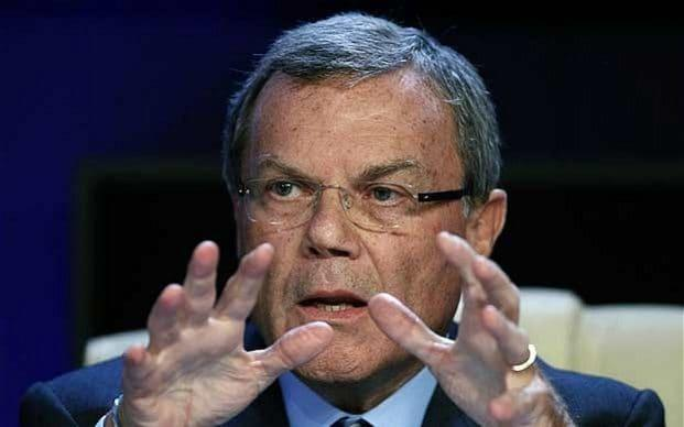 Advertising giant WPP has dived on the FTSE 100 this morning after slashing its growth guidance