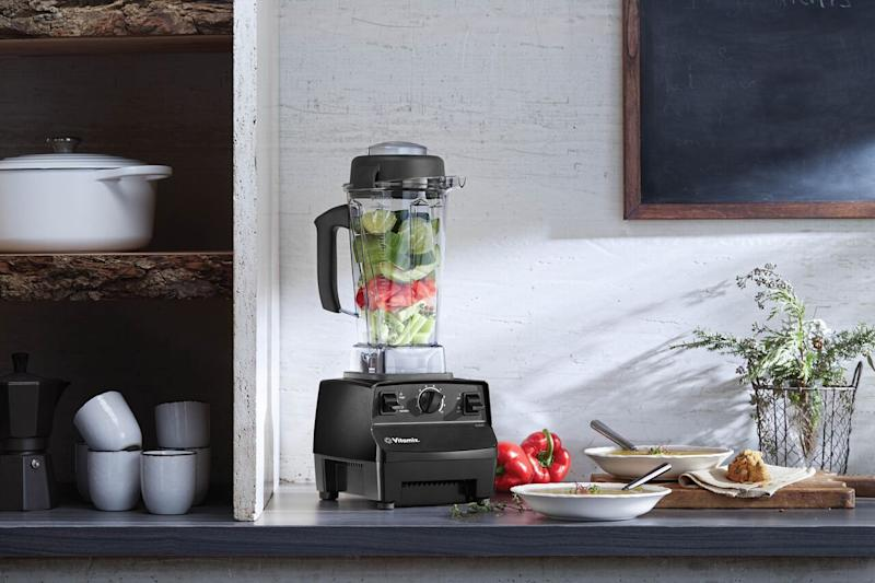 Blend fruits, veggies, make soups and more with this beloved blender. (Photo: Amazon)