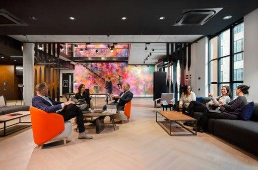 <p>Workspace has a number of office buildings in London</p> (Workspace)