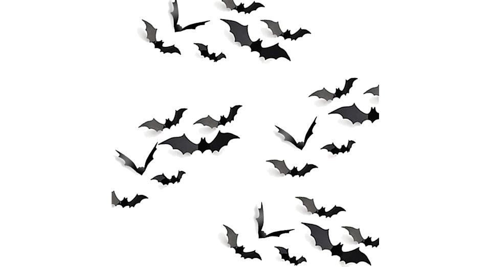 KUUQA Halloween Party Decoration Decal Wall Sticker