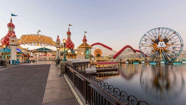 PHOTO: Disneyland Resort is introducing 'A Touch of Disney,' a limited-capacity ticketed experience at Disney California Adventure Park, beginning March 18, 2021. (Disneyland Resort)
