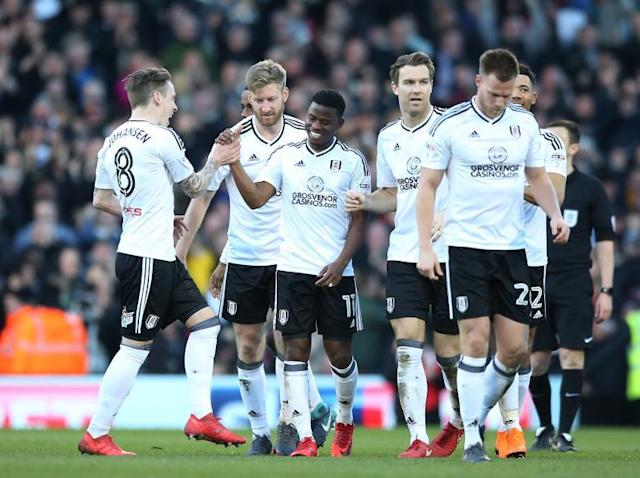 Fulham boost their promotion hopes by ending Aston Villa's winning run