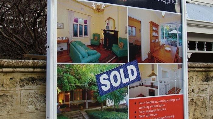 Perth house prices top nation