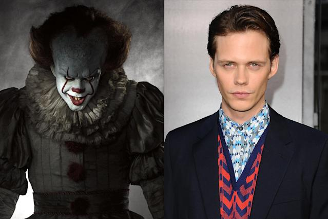 Bill Skarsgård's return as Pennywise scared even the It