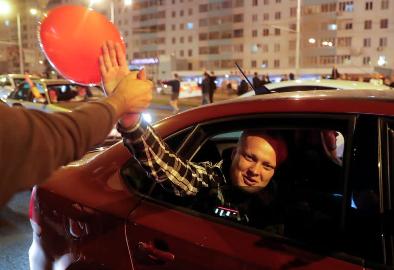 'We don't need war': Belarus releases detainees in bid to quell protests