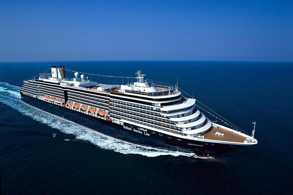 Oosterdam by Holland America Line