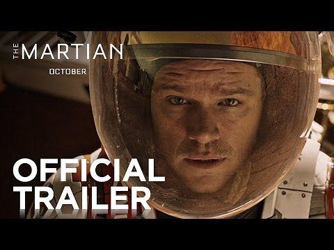 """<p>Ah, the <em>127 Hours </em>of space movies. Matt Damon gets left behind on Mars after a giant space storm in <em>The Martian</em>, leaving him to fend for himself. Like many space films, this one hones in on human resilience and also shines a wonderful musical spotlight on """"Don't Leave Me This Way.""""</p><p><a href=""""https://www.youtube.com/watch?v=ej3ioOneTy8"""">See the original post on Youtube</a></p>"""