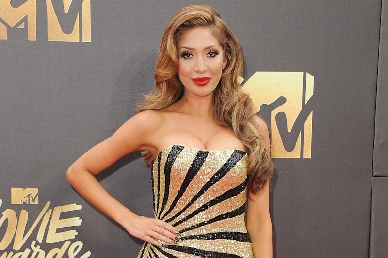 Farrah Abraham Joins MTV's Ex on the Beach Less Than a Year After Leaving Teen Mom
