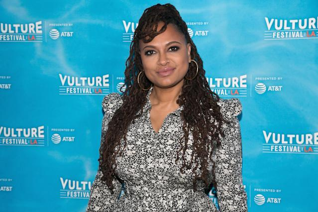 <em>A Wrinkle in Time</em> director Ava DuVernaya. (Photo: Getty Images)