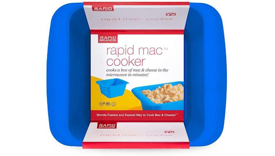 Gifts for college-bound students: Rapid mac cooker