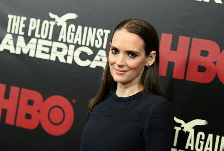 """In """"The Plot Against America,"""" actress Winona Ryder plays the fiancee of a rabbi who ends up working as an advisor to a US president espousing anti-Semitic views"""