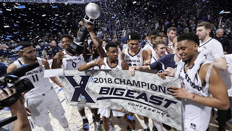 NCAA Tournament: Xavier gets No. 1 seed in NCAA Tournament West Region