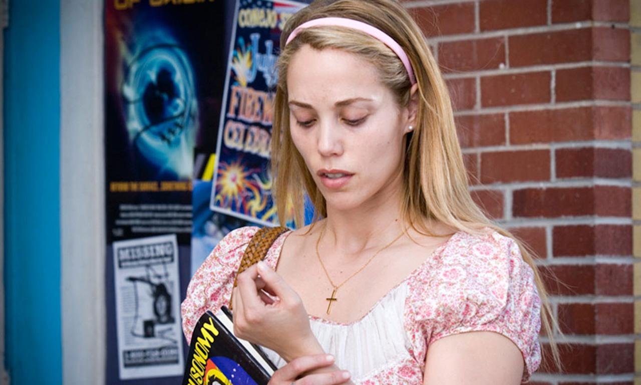 <p>Some people credit Showgirls as the film that ended Elizabeth Berkley's career, but she actually continued working long after – appearing in critically acclaimed movies such as <em>The Curse Of The Jade Scorpion</em> and <em>Rodger Dodger</em>, as well as taking a recurring role in CSI Miami.<br />No, what really ruined things was the unwanted <em>Donnie Darko</em> sequel, <em>S. Darko</em>, which followed the adventures of Donnie's little sister Samantha, and is so bad it makes <em>Showgirls</em> look like <em>Cabaret</em>. Released in 2009, <em>Darko</em> was the last theatrical movie for Berkley – she's only had brief appearances on telly ever since. </p>