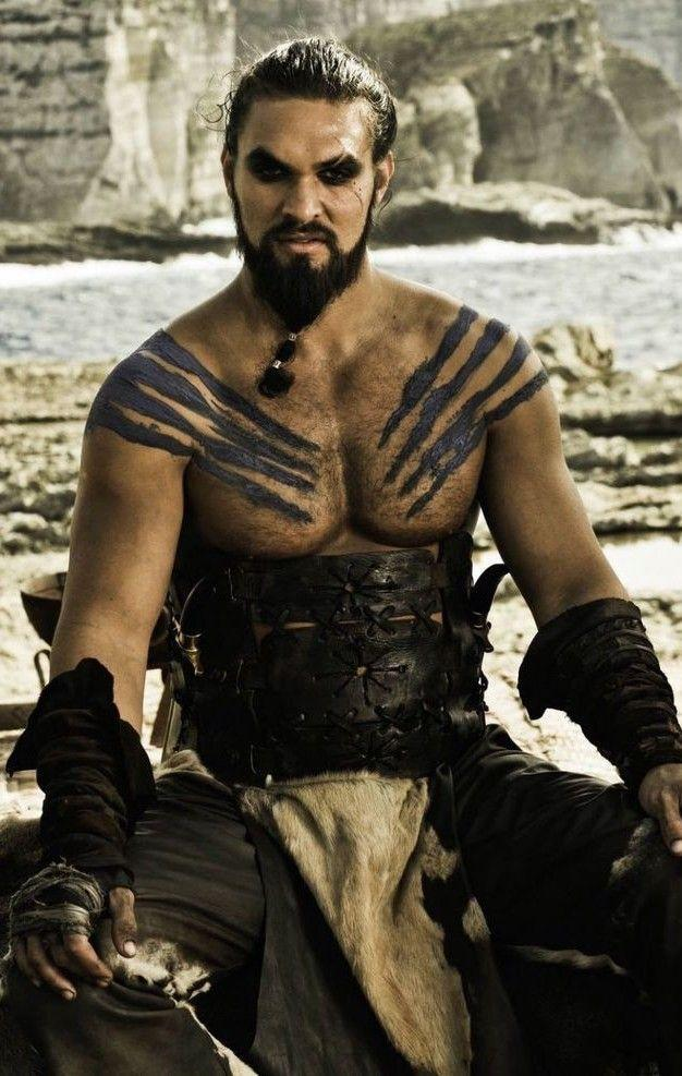 <p>A man of few words, Khal Drogo did not get off to the best start. We first met him when (nobody's favourite) Viserys arranged for Drogo to marry his sister Daenerys in exchange for Dothraki armies. </p>