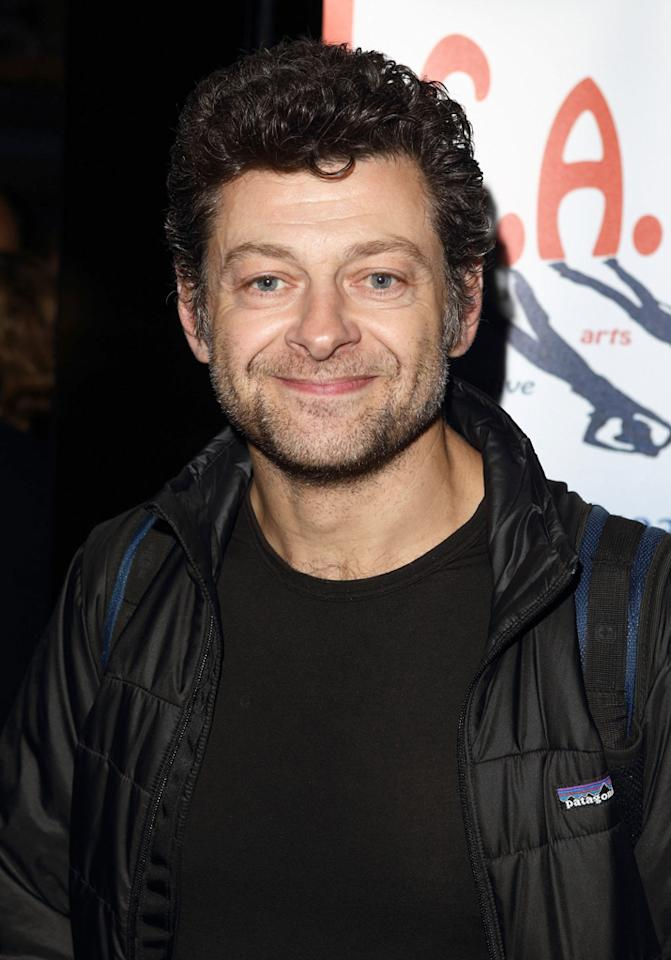 """<a href=""""http://movies.yahoo.com/movie/contributor/1800294245"""">Andy Serkis</a> - Gollum   And a digitally enhanced Serkis will once again pine for his precious."""