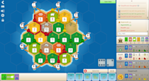 """<p>This <a href=""""https://colonist.io/"""" rel=""""nofollow noopener"""" target=""""_blank"""" data-ylk=""""slk:online version of Settlers of Catan"""" class=""""link rapid-noclick-resp"""">online version of Settlers of Catan</a>, called Colonist, is just like the popular board game, where players compete to build their civilization and expand their territory. The base game (which enables you to play with up to three of your friends) is free, but you can choose to <a href=""""https://colonist.io/shop.html"""" rel=""""nofollow noopener"""" target=""""_blank"""" data-ylk=""""slk:buy expansion packs"""" class=""""link rapid-noclick-resp"""">buy expansion packs</a> that allow you to play with up to 10 people, as well as packs that involve fun variations of the base game. </p>"""