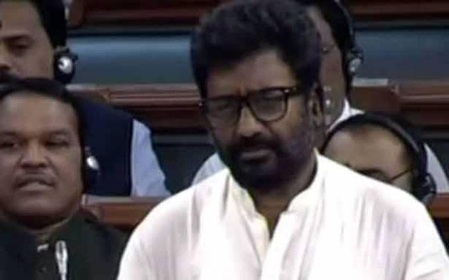 Gaikwad flying ban row: Sena vents fury, MP voices regret, AI says ban still in place