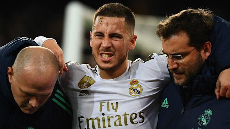 'Hazard will return in time for Euro 2020' – Martinez 'convinced' Real Madrid ace will be fit