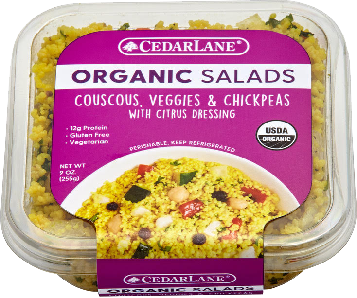 "CedarLane has confirmed that its ""gluten free"" couscous is actually made with wheat, which contains gluten. (CedarLane)"