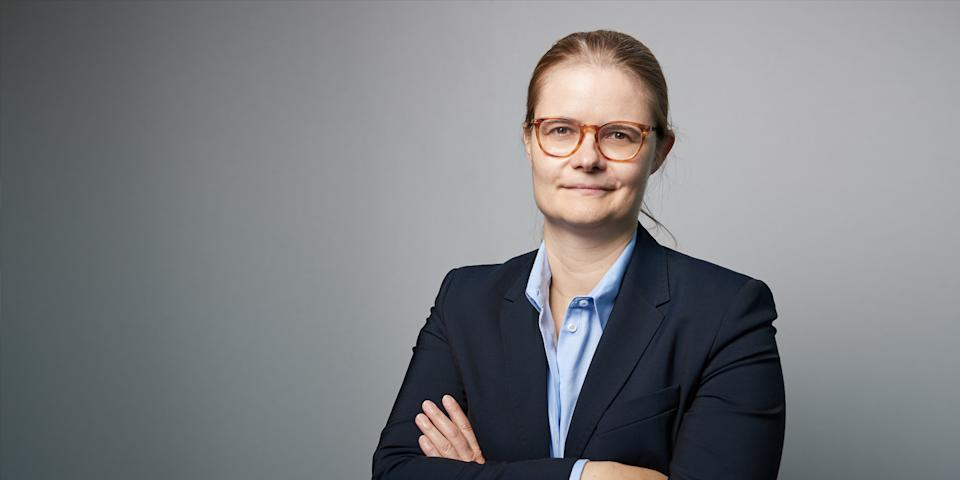 Annika Zawadzki - Partner, The Boston Consulting Group. Photo: The Boston Consulting Group