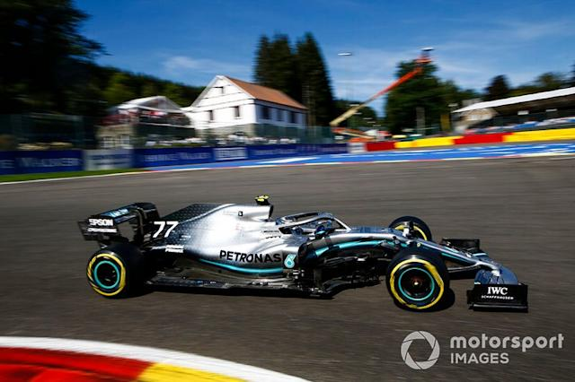 "Valtteri Bottas, Mercedes AMG W10 <span class=""copyright"">Andy Hone / LAT Images</span>"
