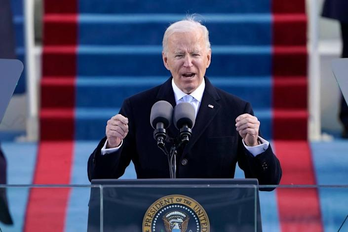 A Gaston County man has been charged with threatening to kill President Joe Biden. David Kyle Reeves, 27, appeared in federal court in Charlotte on Thursday morning.