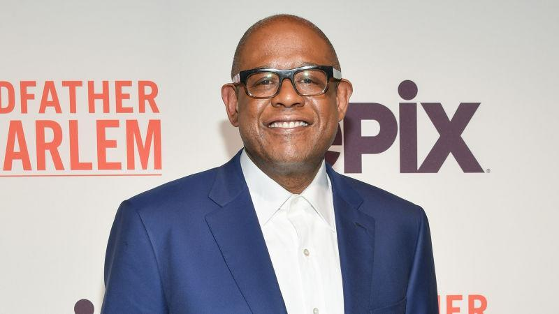 """Forest Whitaker attends the """"Godfather Of Harlem"""" New York Screening at The Apollo Theater on September 16, 2019 in New York City."""