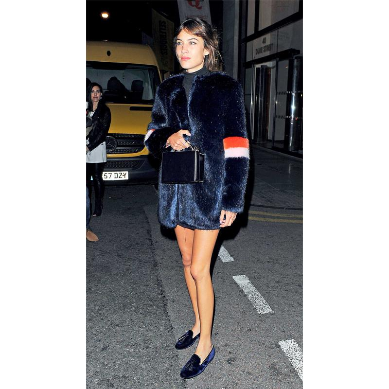 12 Pieces You Need To Nail Alexa Chung's Cool-Girl Style