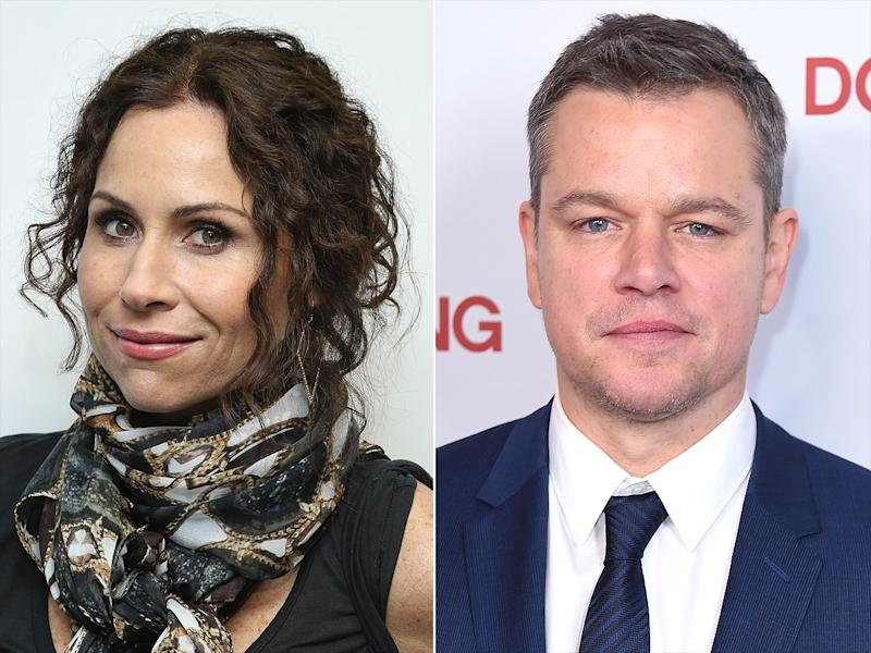 Minnie Driver Says Men Like Matt Damon Can T Understand What Abuse Is There Is A Cut Off
