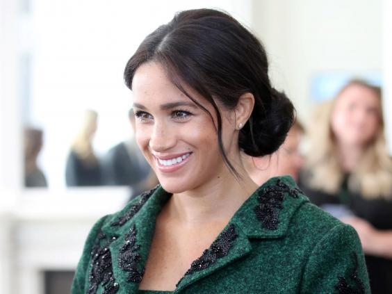 Meghan Markle shops at Ilapothecary, which provides organic skincare products, massages and energy healing (AFP/Getty)