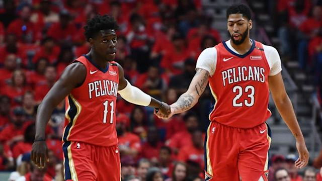 After sweeping the Portland Trail Blazers, the New Orleans Pelicans won't be sneaking up on any team. And if the Golden State Warriors don't have Stephen Curry back for the Western Conference semifinals, New Orleans could shock the rest of the NBA.