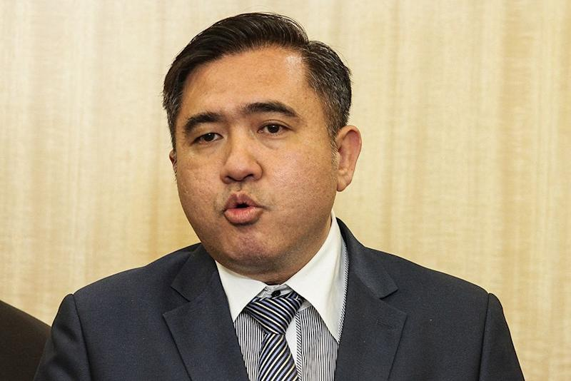 Transport Minister Anthony Loke says Malaysia along with other member nations of the joint investigation team will not rest until closure has been brought to the tragedy. — Picture by Miera Zulyana