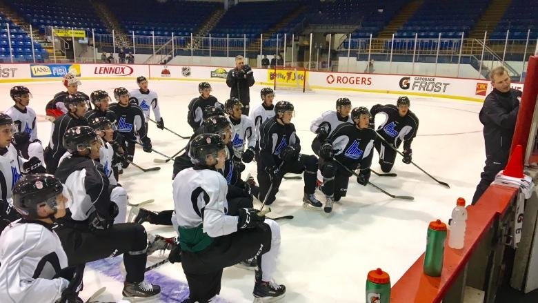 Canada-Russia hockey rivalry comes to P.E.I.