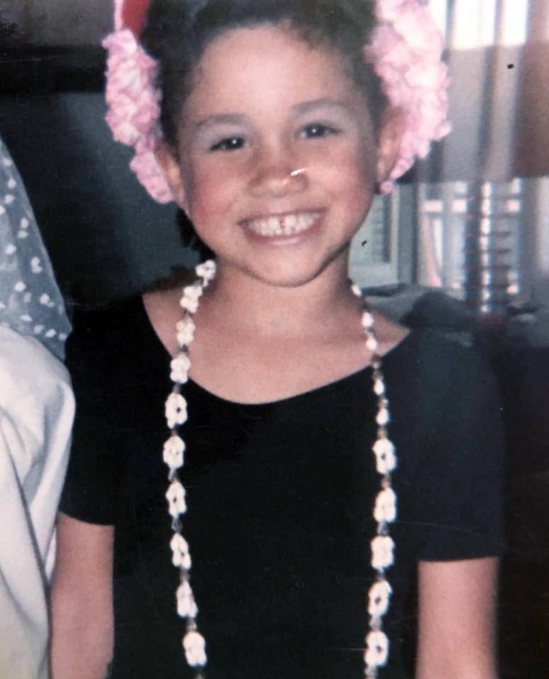 <p>Meghan was always destined for the spotlight. Growing up in LA and the daughter of TV show lighting director dad Thomas and social worker mum Doria, she shone from an early age. Photo: Mega </p>