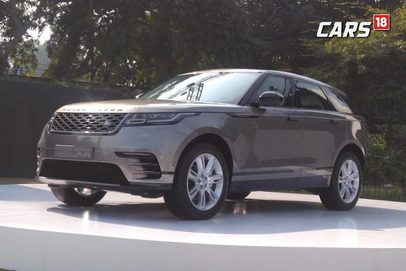 The Velar is the latest SUV by the JLR family and sport the latest when it comes to design language and onboard technology features.