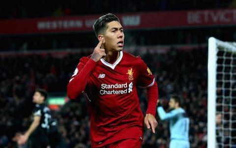 Liverpool Roberto Firmino - Credit: Getty Images
