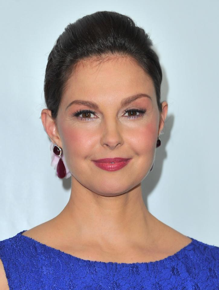 "PASADENA, CA - JANUARY 10:  Actress Ashley Judd arrives to the Disney ABC Television Group's ""TCA Winter Press Tour"" on January 10, 2012 in Pasadena, California.  (Photo by Alberto E. Rodriguez/Getty Images)"