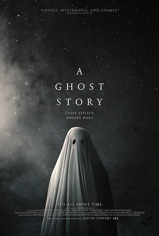 """<p>While <em>A Ghost Story </em>doesn't take place on Halloween, it's basic concept (a man wearing the lamest Halloween costume of all time) explores all the themes of death and loss and time that makes Halloween Halloween.</p><p><a class=""""link rapid-noclick-resp"""" href=""""https://www.amazon.com/Ghost-Story-Casey-Affleck/dp/B075JVQHYL/ref=sr_1_1?dchild=1&keywords=A+Ghost+Story&qid=1593548724&s=instant-video&sr=1-1&tag=syn-yahoo-20&ascsubtag=%5Bartid%7C2139.g.32998129%5Bsrc%7Cyahoo-us"""" rel=""""nofollow noopener"""" target=""""_blank"""" data-ylk=""""slk:WATCH HERE"""">WATCH HERE</a></p>"""