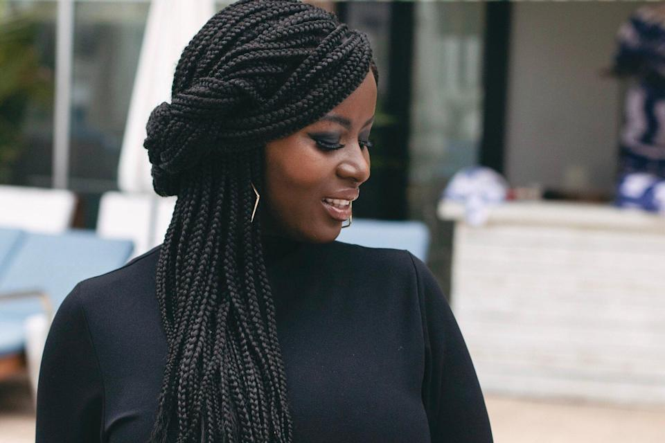 The Best Box Braid Styles for Summer