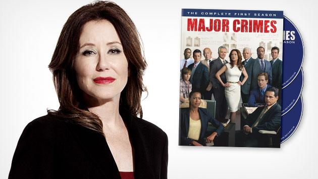 """Major Crimes"" Giveaway"