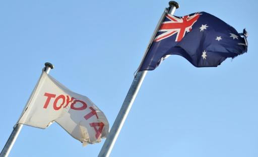 Last Australian-made Toyota rolls off production line