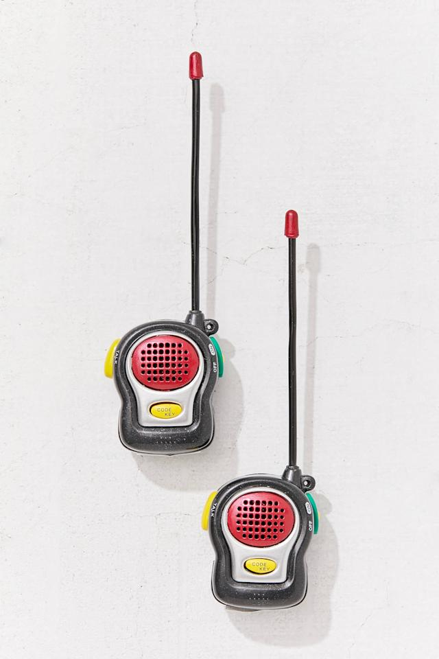 """<p>The <a href=""""https://www.popsugar.com/buy/World-Smallest-Walkie-Talkie-Set-391431?p_name=World%27s%20Smallest%20Walkie%20Talkie%20Set&retailer=urbanoutfitters.com&pid=391431&price=15&evar1=tres%3Auk&evar9=45263084&evar98=https%3A%2F%2Fwww.popsugar.com%2Flove%2Fphoto-gallery%2F45263084%2Fimage%2F46971959%2FWorlds-Smallest-Walkie-Talkie-Set&list1=shopping%2Cgifts%2Choliday%2Cgift%20guide%2Crelationships&prop13=api&pdata=1"""" rel=""""nofollow"""" data-shoppable-link=""""1"""" target=""""_blank"""" class=""""ga-track"""" data-ga-category=""""Related"""" data-ga-label=""""https://www.urbanoutfitters.com/shop/worlds-smallest-walkie-talkie-set2?category=SEARCHRESULTS&amp;color=001"""" data-ga-action=""""In-Line Links"""">World's Smallest Walkie Talkie Set</a> ($15) will make a fun toy on any night in - roger that! </p>"""