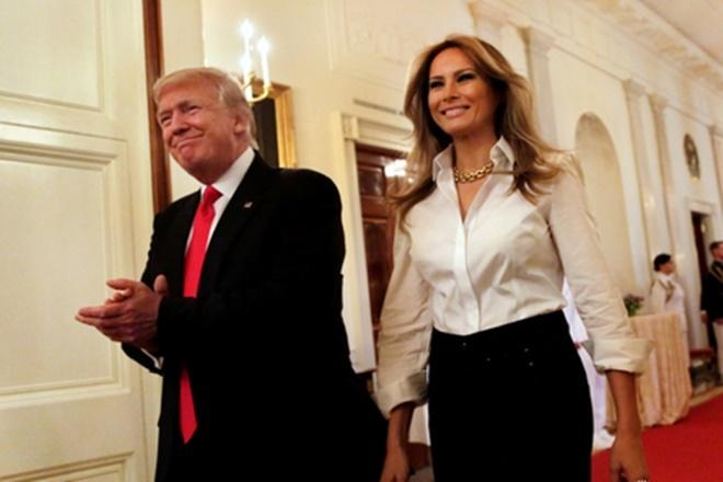 Trump India Visit ITC maurya ready for US president donald trump welcome many special arrangements along with tight security