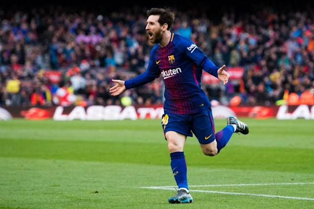Barcelona coach Ernesto Valverde plans to leave Lionel Messi out of the starting line-up for the La Liga champions' last game of the season against Real Sociedad as the Argentine needs rest after another punishing campaign.