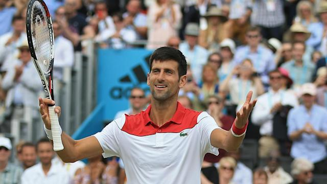 While disappointed with Serbia's result and VAR's failure to award a spot-kick, Novak Djokovic has been impressed with the technology.