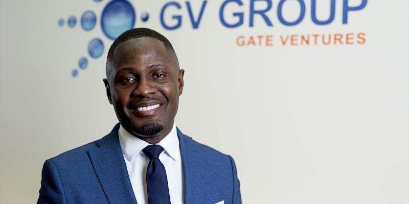 Tevin Tobun CEO GV Group,(Gate Ventures)