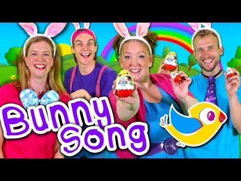 "<p>This jaunty song for the kiddos, an ode to the magical hare, will have 'em bopping all Easter long. </p><p><a href=""https://www.youtube.com/watch?v=D7z-aJqTw1U"" rel=""nofollow noopener"" target=""_blank"" data-ylk=""slk:See the original post on Youtube"" class=""link rapid-noclick-resp"">See the original post on Youtube</a></p>"