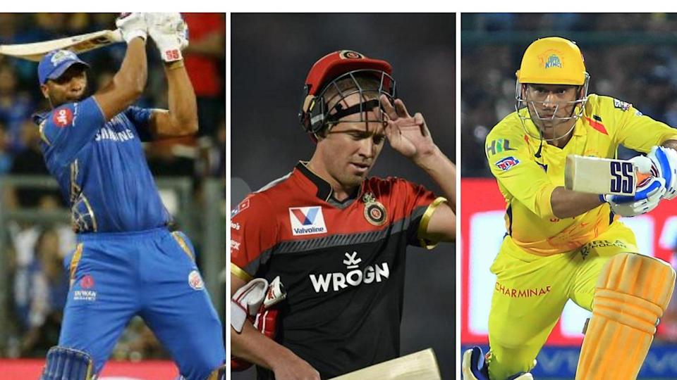 Top 5 Players With The Most Runs In Death Overs In IPL